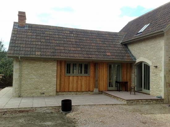 New Build Barn Conversion Style Grittleton