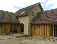 Barn Style New Build Grittleton