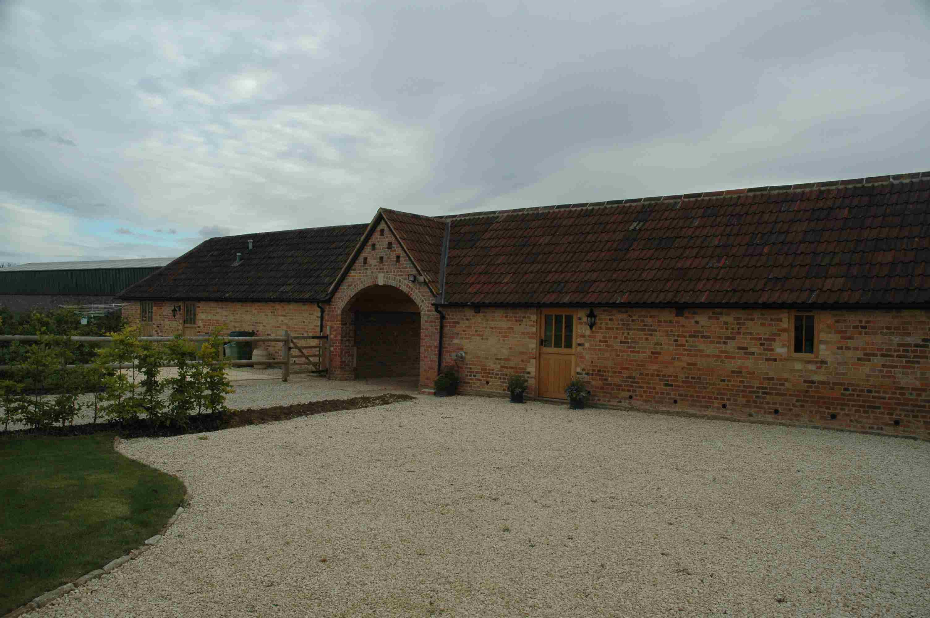Curtilage Listed Barns near Tytherton, Chippenham