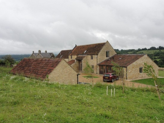 St Catherines Near Bath Completed Project