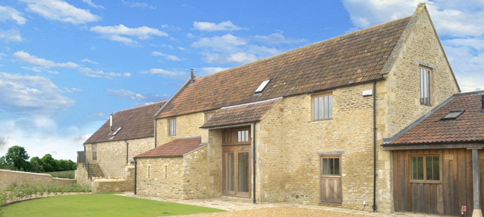 Charles Manning Barn Conversion St Catherines near Bath