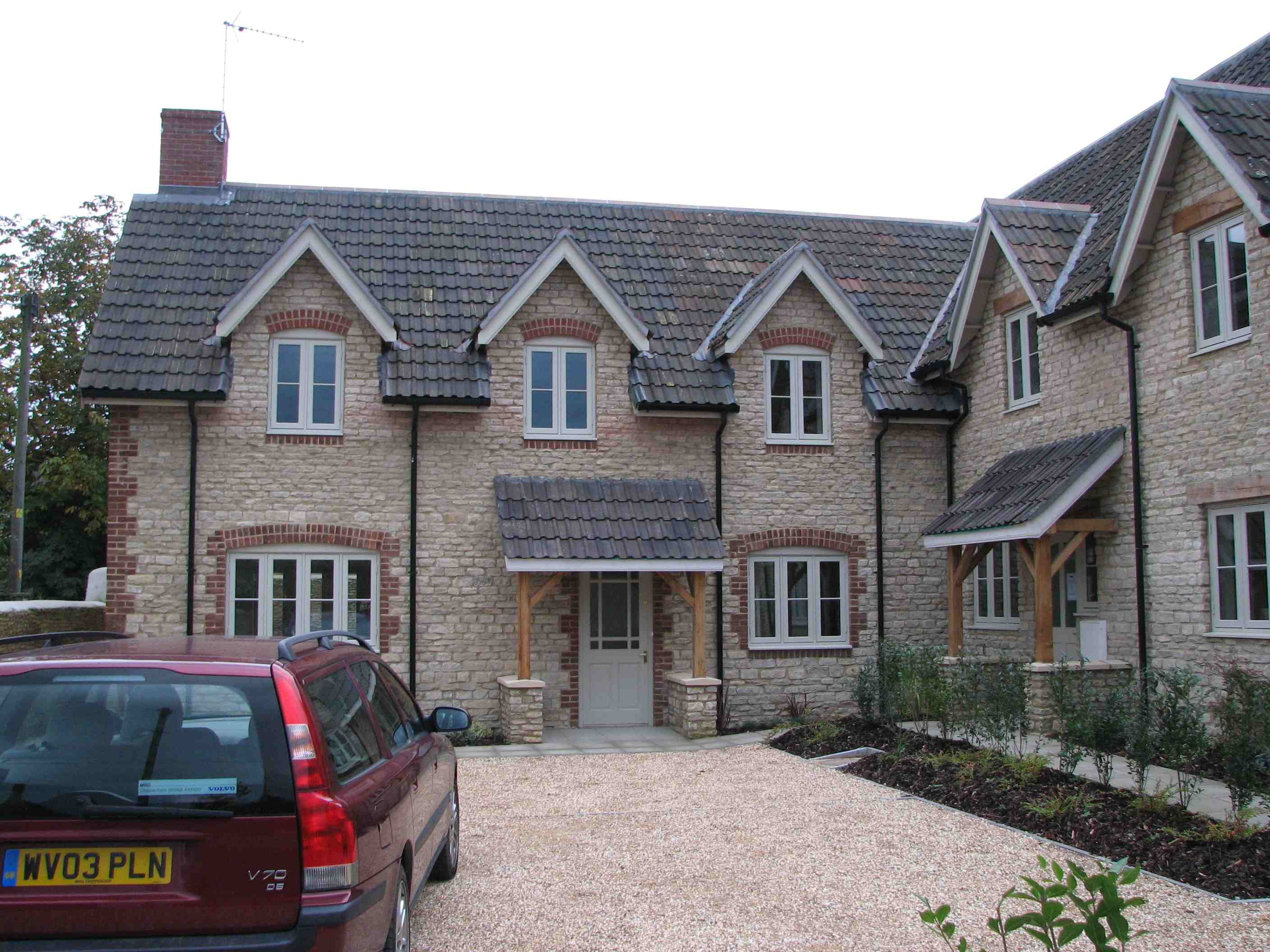 New Build Sutton Benger near Chippenham