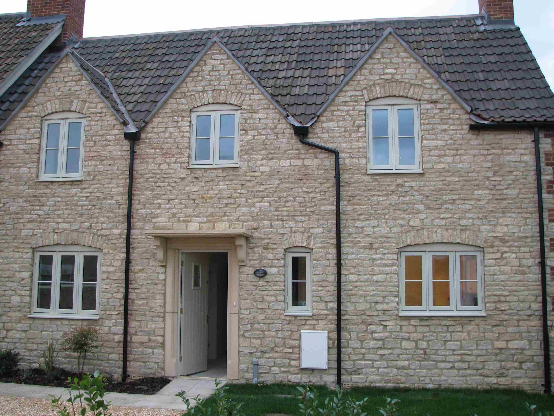 New Build High Street Sutton Benger near Chippenham